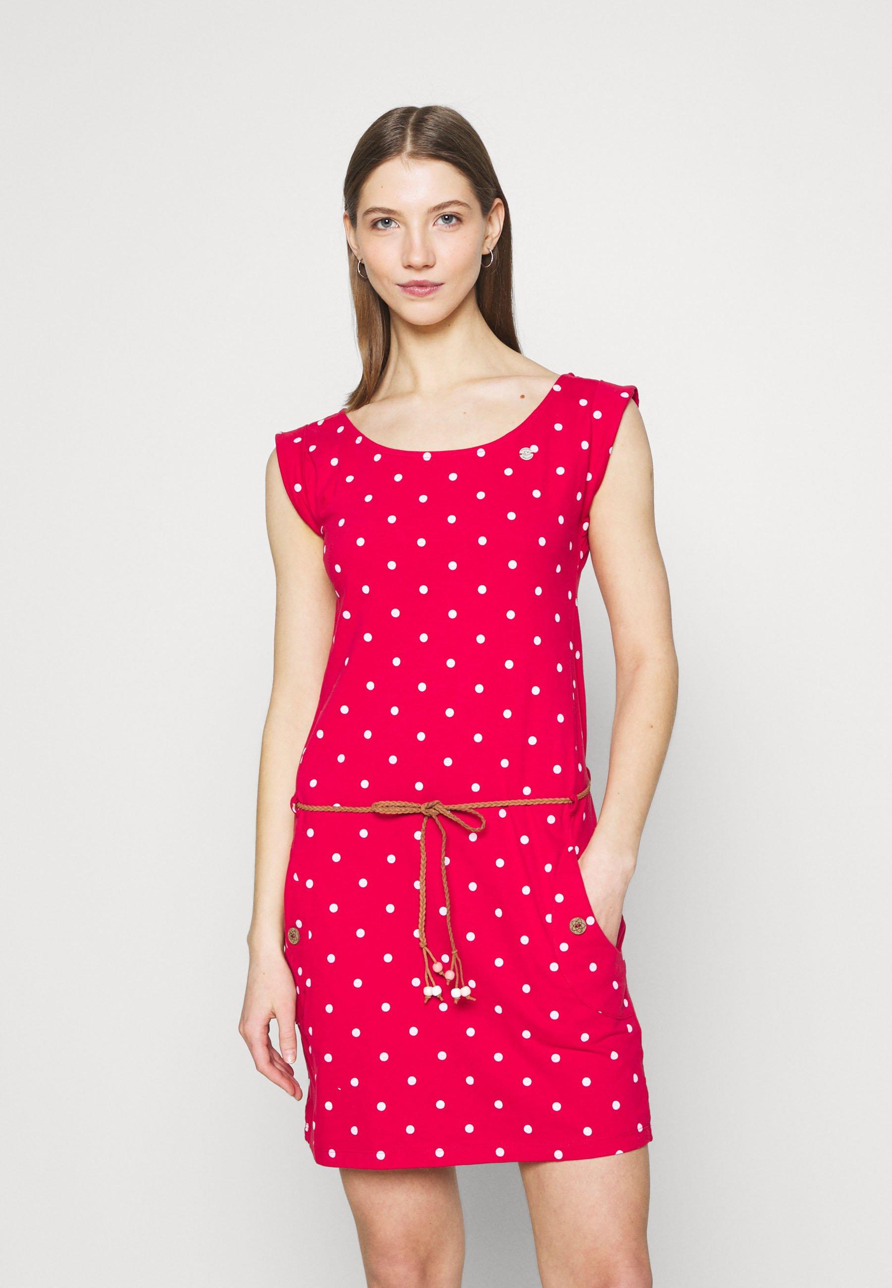 Women TAG DOTS - Shift dress