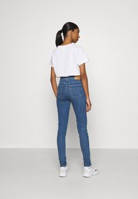 Levi's® - 720 HIRISE SUPER SKINNY - Jeansy Skinny Fit - eclipse mextra - 2