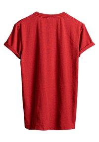 Superdry - Print T-shirt - chilli pepper marl - 1