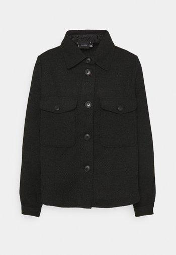 VMROSIETRINE SHORT JACKET - Summer jacket - black
