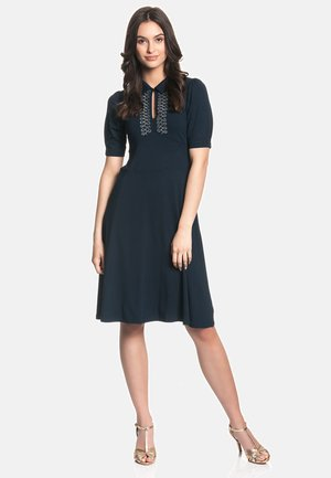 A-LINIEN-KLEID MISS SERGEANT - Day dress - blau