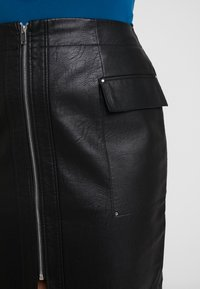 River Island Plus - Pencil skirt - black - 3