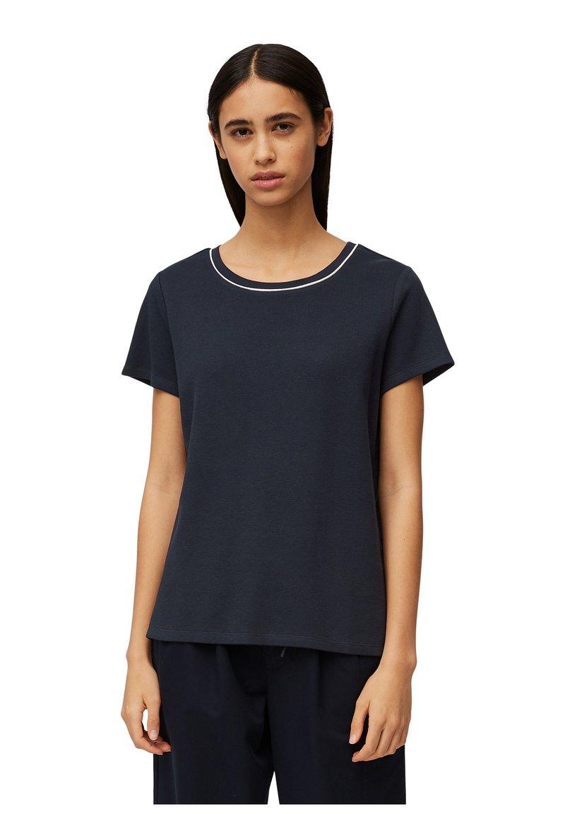 Marc O'Polo DENIM - Basic T-shirt - scandinavian blue