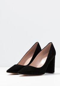 HUGO - INES CHUNKY - High heels - black - 4