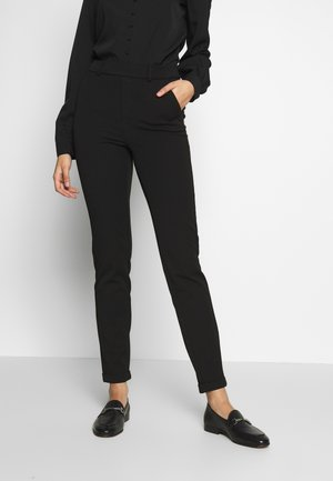 VMMAYA SOLID PANT - Trousers - black