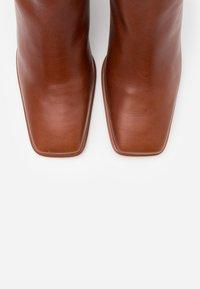 Shoe The Bear - AGATA  - Støvletter - tan - 5