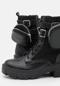 RAID - TYLIN - Bottines à lacets - black - 5