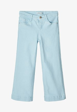 MIT WEITEM BEIN 7/8 - Jeans relaxed fit - blue