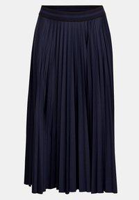 Esprit - A-line skirt - navy - 8