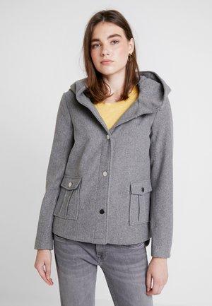 ONLZAHARA - Lehká bunda - medium grey melange