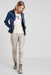 Icepeak - LUCY - Softshell jakker - blue - 1