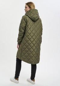 Kaffe - PTILLA - Winter coat - grape leaf - 2