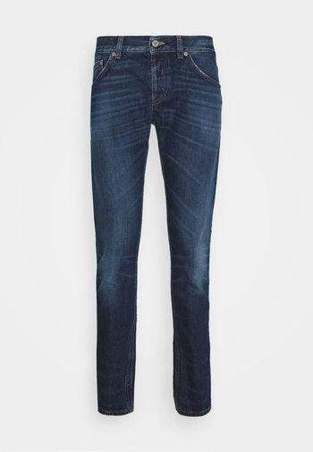 PANTALONE - Slim fit jeans - dark-blue denim