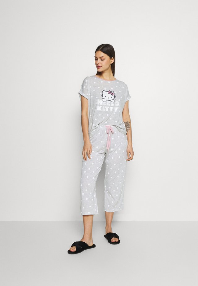 DOTS - Pyjama - grey
