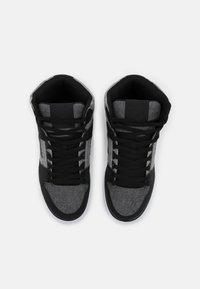 DC Shoes - PURE - Skatesko - black/heather grey - 3