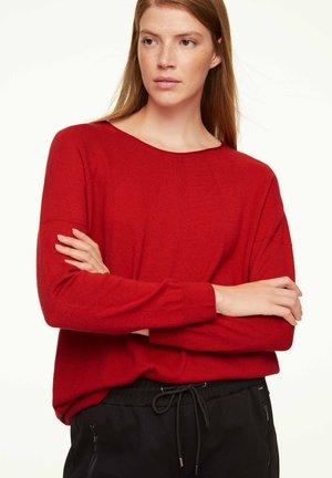 Jumper - scarlet red