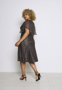 Swing Curve - Cocktail dress / Party dress - grey - 2