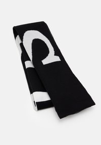 Guess - SCARF UNISEX  - Scarf - jet black - 0