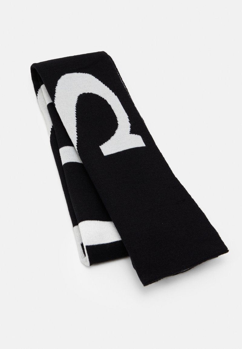 Guess - SCARF UNISEX  - Scarf - jet black