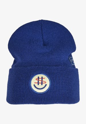 Beanie - royal/mc