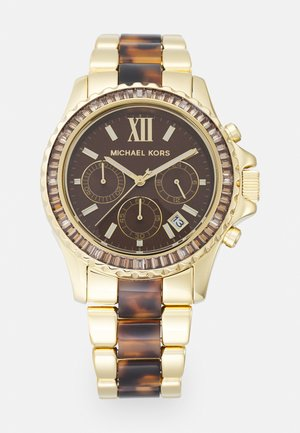 EVEREST - Chronograph watch - gold-coloured