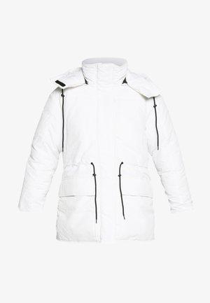 ZIMBRA PADDED JACKET - Giacca invernale - white