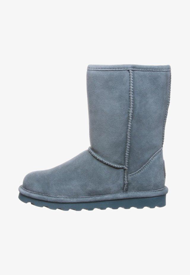 ELLE  - Winter boots - blue haze