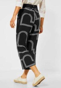 Street One - Trousers - schwarz - 2