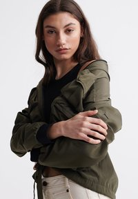 Superdry - NAMID - Bomber Jacket - bungee cord - 3