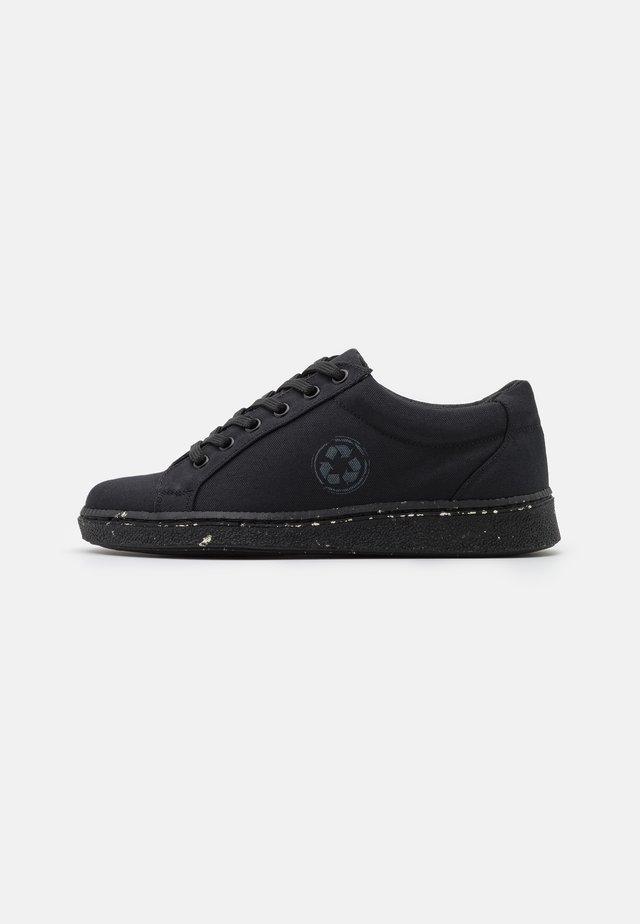 GANGES VEGAN - Sneakers - black