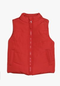 mothercare - BABY GILET - Waistcoat - red - 0