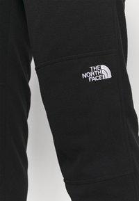 The North Face - GLACIER PANT - Spodnie treningowe - black - 5