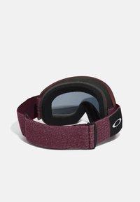 Oakley - FRAME 2.0 PRO XL UNISEX - Laskettelulasit - dark grey/persimmon - 2
