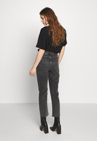 BDG Urban Outfitters - DILLON JEAN - Straight leg jeans - washed grey - 2