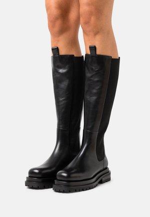 ELEMENT HIGH - Boots - black