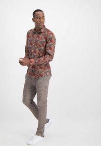 Haze&Finn - Slim Fit - Overhemd - multi-coloured - 1