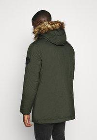 Jack & Jones - Winter coat - dark green melange - 2