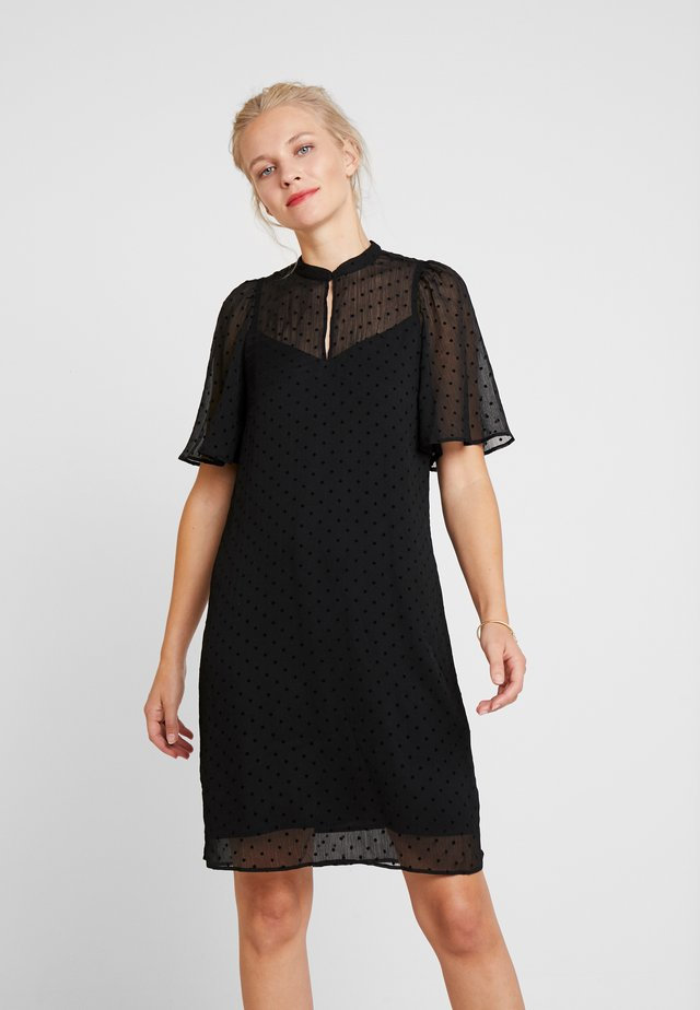 CICI DRESS - Juhlamekko - black