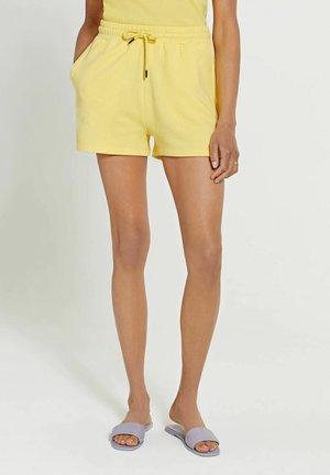 MIAMI SOLID - Shorts - pina colada yellow