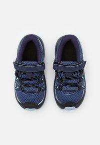 Salomon - XA PRO 3D UNISEX - Zapatillas de senderismo - blue indigo/kentucky blue/capri breeze - 3