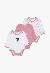 Tommy Hilfiger - BABY GIFTBOX 3 PACK - Baby gifts - pink - 7