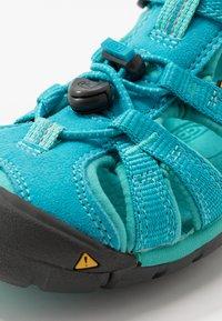 Keen - SEACAMP II CNX - Walking sandals - baltic/caribbean sea - 2