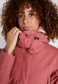 Didriksons - AGNES WOMENS COAT - Parka - pink blush - 4