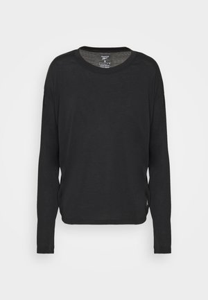 SUPREMIUM LONG SLEEVE - Funktionsshirt - black