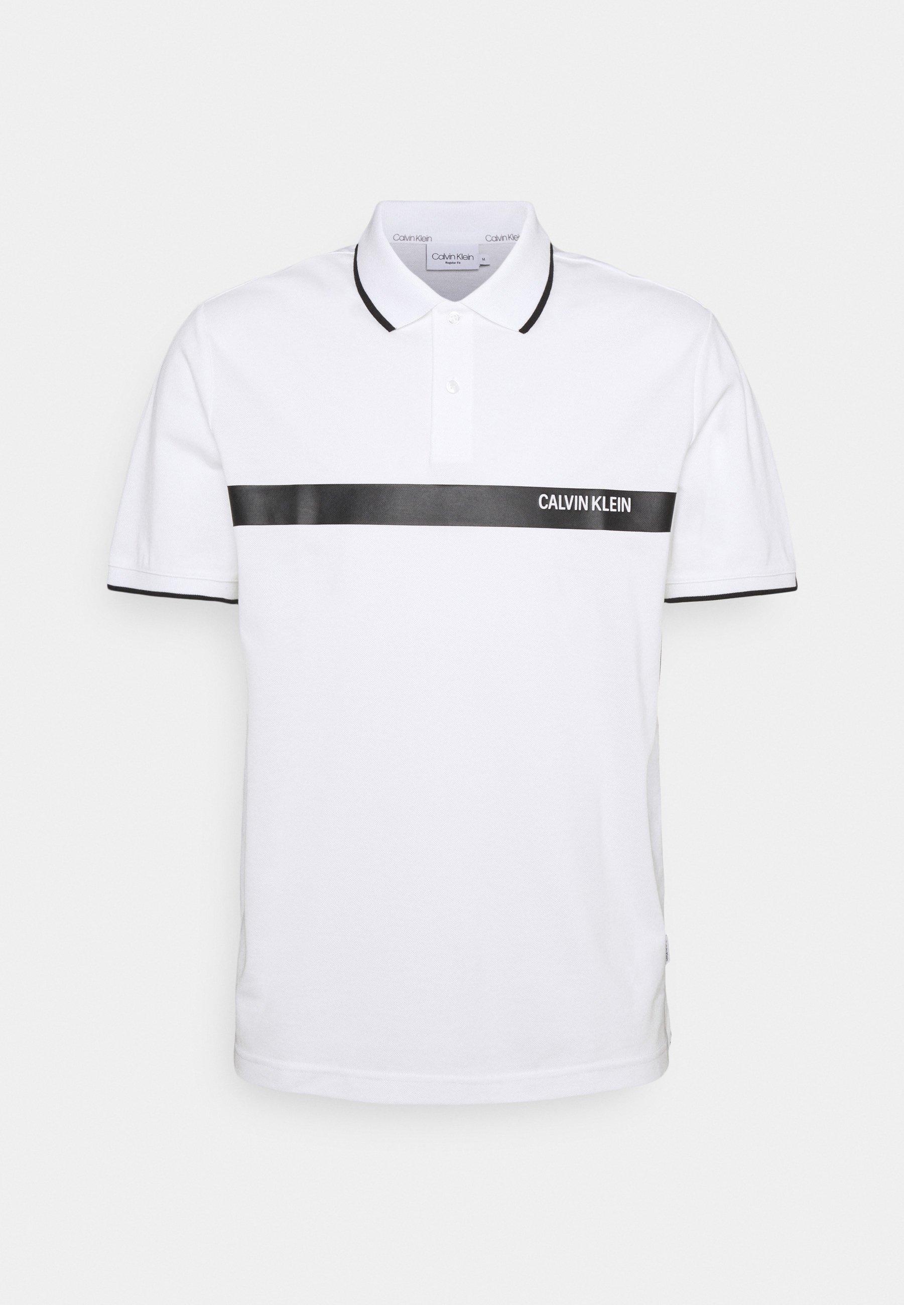 Men BOLD STRIPE LOGO - Polo shirt