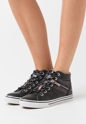Sneakers high - graphit