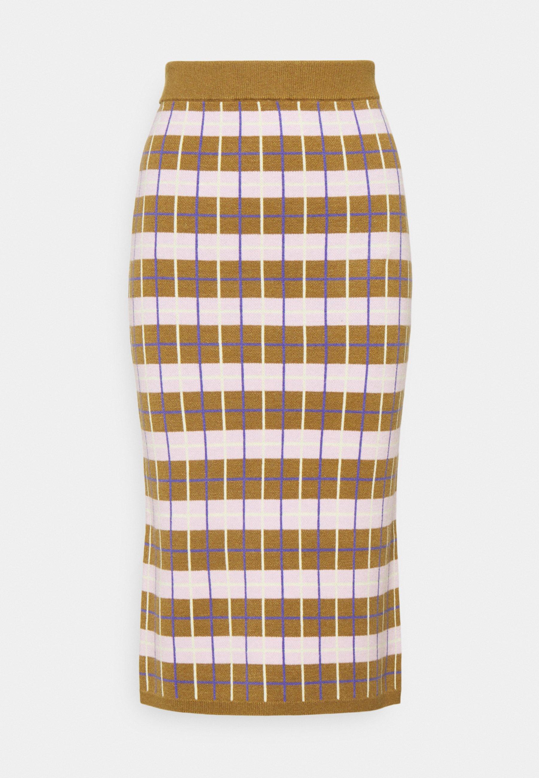 Femme YASHOPE SKIRT - Jupe crayon
