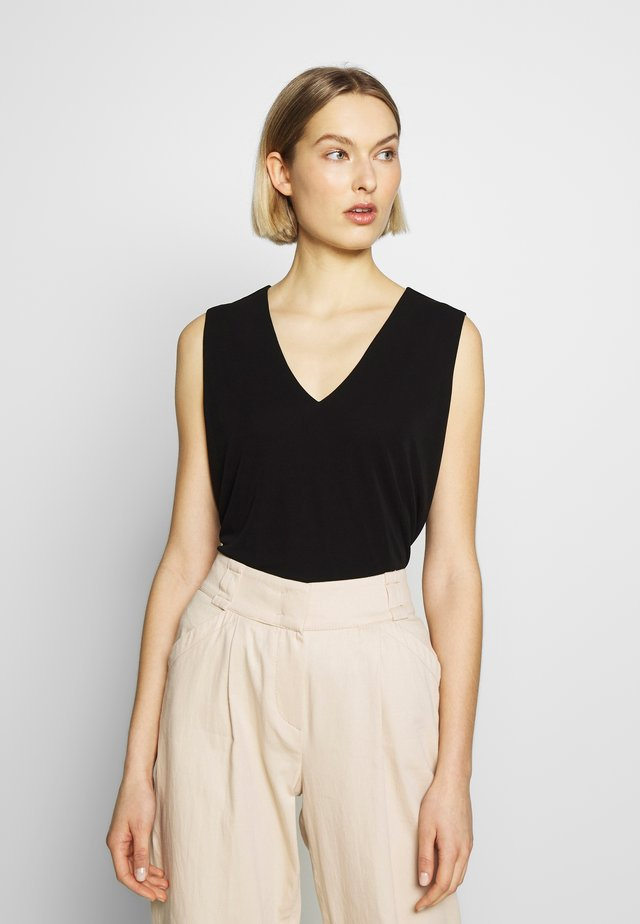 SHIRT O-ARM - Top - black
