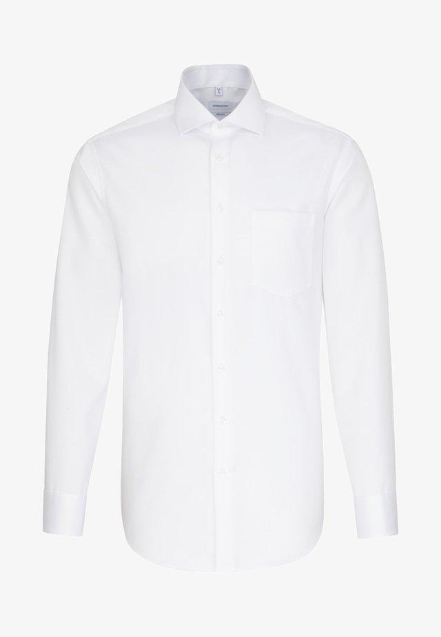 REGLAR FIT - Koszula biznesowa - white