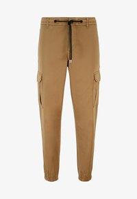 BOSS - Cargo trousers - beige - 4